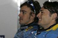 Freitag - Formel 1 2005, San Marino GP, Imola, Bild: Renault