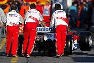 Freitag - Formel 1 2005, San Marino GP, Imola, Bild: Sutton
