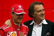 Montezemolo: Bilder seiner Karriere - Formel 1 2005, Verschiedenes, Bild: Sutton