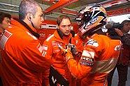 Freitag - MotoGP 2005, Frankreich GP, Le Mans, Bild: Ducati