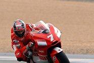 Samstag - MotoGP 2005, Frankreich GP, Le Mans, Bild: Ducati