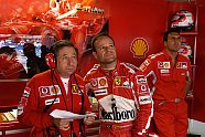 Samstag - Formel 1 2005, Monaco GP, Monaco, Bild: Ferrari Press Office