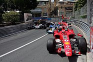 Crash's - Formel 1 2005, Monaco GP, Monaco, Bild: Sutton