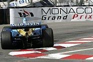 Sonntag - Formel 1 2005, Monaco GP, Monaco, Bild: Renault