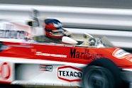 Legendäre F1-Piloten: Gilles Villeneuve - Formel 1 1977, Verschiedenes, Bild: Sutton