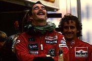 Nigel Mansell: 60 Jahre - 60 Bilder - Formel 1 1985, Verschiedenes, Bild: Sutton