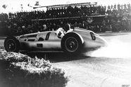 Saison 1951 - Formel 1 1951, Testfahrten, Bild: Mercedes