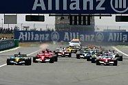 Historie: Die besten Bilder des Frankreich GPs - Formel 1 2005, Verschiedenes, Bild: Sutton
