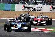 Sonntag - Formel 1 2005, Frankreich GP, Magny-Cours, Bild: Sutton