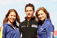 Girls - Formel 1 2005, Großbritannien GP, Silverstone, Bild: Sutton