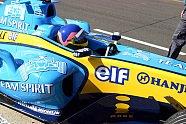 Großbritannien 2004 - Formel 1 2004, Großbritannien GP, Silverstone, Bild: Sutton