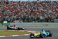 Frankreich 2004 - Formel 1 2004, Frankreich GP, Magny-Cours, Bild: Sutton