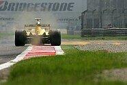 Freitag - Formel 1 2005, Italien GP, Monza, Bild: Sutton
