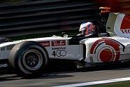 Samstag - Formel 1 2005, Italien GP, Monza, Bild: BAT