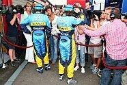 Samstag - Formel 1 2005, Belgien GP, Spa-Francorchamps, Bild: Sutton