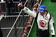 Podium - Formel 1 2005, Belgien GP, Spa-Francorchamps, Bild: Sutton