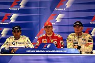 Japan 2001 - Formel 1 2001, Japan GP, Suzuka, Bild: Sutton