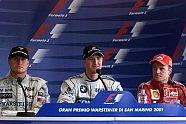 San Marino 2001 - Formel 1 2001, San Marino GP, Imola, Bild: Sutton