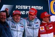 England 2000 - Formel 1 2000, Großbritannien GP, Silverstone, Bild: Sutton