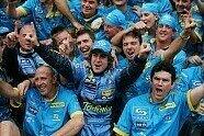 Renault-WM-Party - Formel 1 2005, Brasilien GP, São Paulo, Bild: Sutton