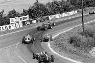 Historie: Die besten Bilder des Frankreich GPs - Formel 1 1961, Verschiedenes, Bild: Sutton