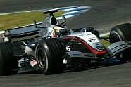 Jerez-Testfahrten ab dem 27.09.2005 - Formel 1 2005, Testfahrten, Bild: Sutton
