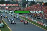 Australien 1997 - Formel 1 1997, Australien GP, Melbourne, Bild: Sutton