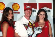 Brasilien GP: Zeitreise mit den hübschesten Grid Girls aus Sao Paulo - Formel 1 1997, Verschiedenes, Brasilien GP, São Paulo, Bild: Sutton