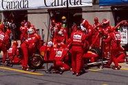 Kanada 1997 - Formel 1 1997, Kanada GP, Montreal, Bild: Sutton