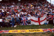 England 1996 - Formel 1 1996, Großbritannien GP, Silverstone, Bild: Sutton