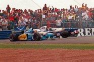 England 1995 - Formel 1 1995, Großbritannien GP, Silverstone, Bild: Sutton