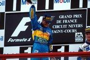 Frankreich 1995 - Formel 1 1995, Frankreich GP, Magny-Cours, Bild: Sutton