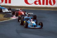 Japan 1995 - Formel 1 1995, Japan GP, Suzuka, Bild: Sutton