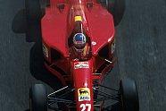 Ferrari in der Formel 1 - Formel 1 1995, Verschiedenes, Bild: Sutton