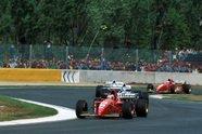 San Marino 1995 - Formel 1 1995, San Marino GP, Imola, Bild: Sutton