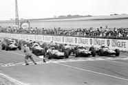 Historie: Die besten Bilder des Frankreich GPs - Formel 1 1966, Verschiedenes, Bild: Sutton
