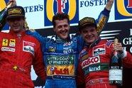 Ferrari in der Formel 1 - Formel 1 1994, Verschiedenes, Bild: Sutton