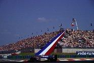 Historie: Die besten Bilder des Frankreich GPs - Formel 1 1993, Verschiedenes, Bild: Sutton