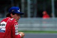 60. Geburtstag: Ayrton Sennas Karriere in Bildern - Formel 1 1993, Verschiedenes, Bild: Sutton