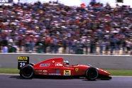 Frankreich 1992 - Formel 1 1992, Frankreich GP, Magny-Cours, Bild: Sutton