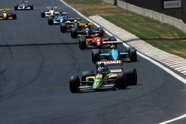 Mexiko 1992 - Formel 1 1992, Mexiko GP, Mexiko-Stadt, Bild: Sutton