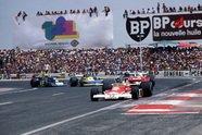 Historie: Die besten Bilder des Frankreich GPs - Formel 1 1976, Verschiedenes, Bild: Sutton