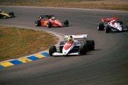 Niederlande 1984 - Formel 1 1984, Niederlande GP, Zandvoort, Bild: Sutton