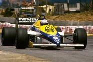 Süd Afrika 1985 - Formel 1 1985, Südafrika GP, Kyalami, Bild: Sutton