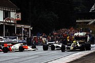 Belgien 1985 - Formel 1 1985, Belgien GP, Spa-Francorchamps, Bild: Sutton
