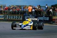 England 1985 - Formel 1 1985, Großbritannien GP, Silverstone, Bild: Sutton