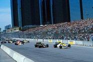 USA 1985 - Formel 1 1985, USA-Detroit GP, Detroit, Bild: Sutton