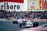 Historie: Die besten Bilder des Frankreich GPs - Formel 1 1983, Verschiedenes, Bild: Sutton