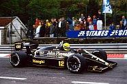 60. Geburtstag: Ayrton Sennas Karriere in Bildern - Formel 1 1986, Verschiedenes, Bild: Sutton