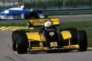 Erinnerungen an Andrea de Cesaris - Formel 1 1986, Verschiedenes, Bild: Sutton